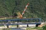 鉄橋工事終盤 007