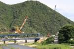 鉄橋工事終盤 008