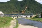 鉄橋工事終盤 005